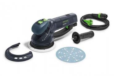 Festool Getriebe-Exzenterschleifer RO 150 Camp- SET NR. 575967 Lieferbar ab April 2019